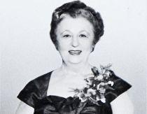 Flora Solomon OBE, founder of M&S staff welfare programme