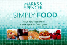 M&S Birth of a Brand - Advertising