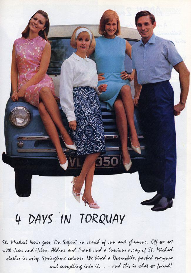 St Michael News Advert Spring 1965