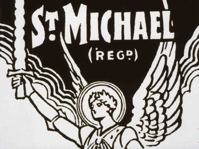 St Michael Logo 1932