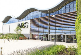 M&S Cheshire Oaks Eco Store
