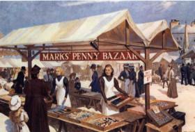 M&S Penny Bazaars