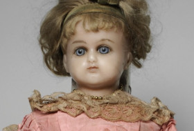 Miss Maude Had a Dolly