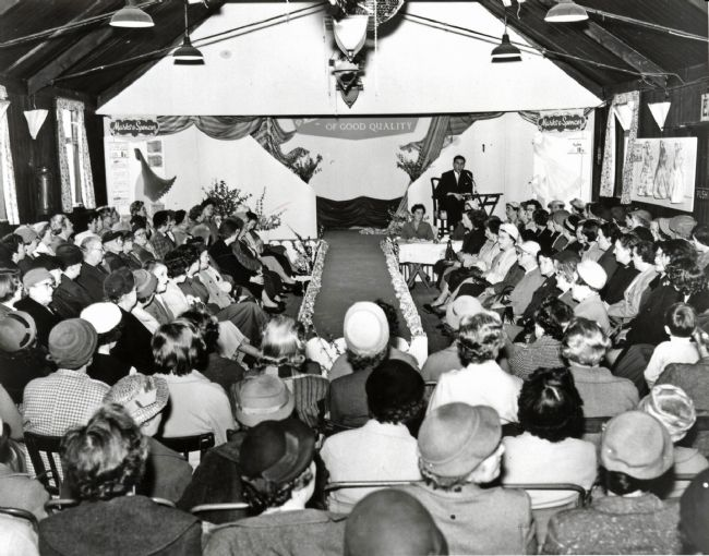 Photo of Iffley Village Fashion Show  1950s