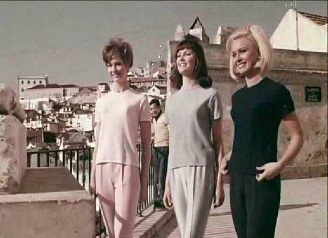 Still from M&S Film 1965