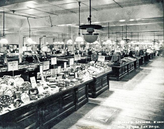 Birmingham M&S Department Store 1933