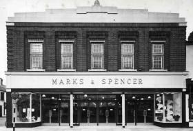 M&S Barrow-in-Furness, Dalton Road 1962
