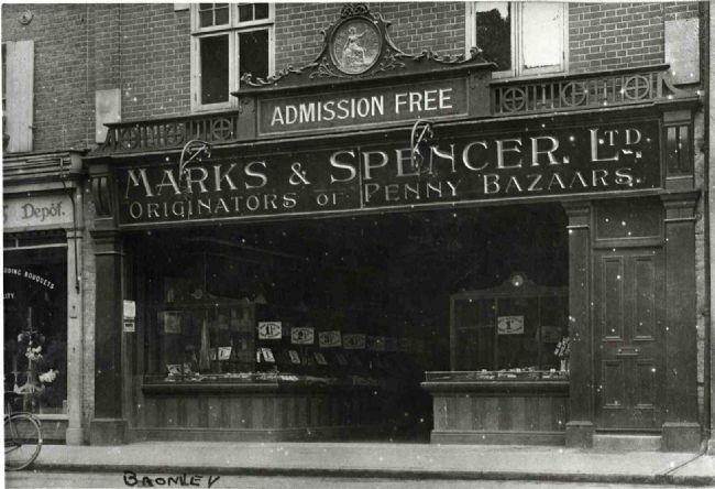 M&S Bromley 1912