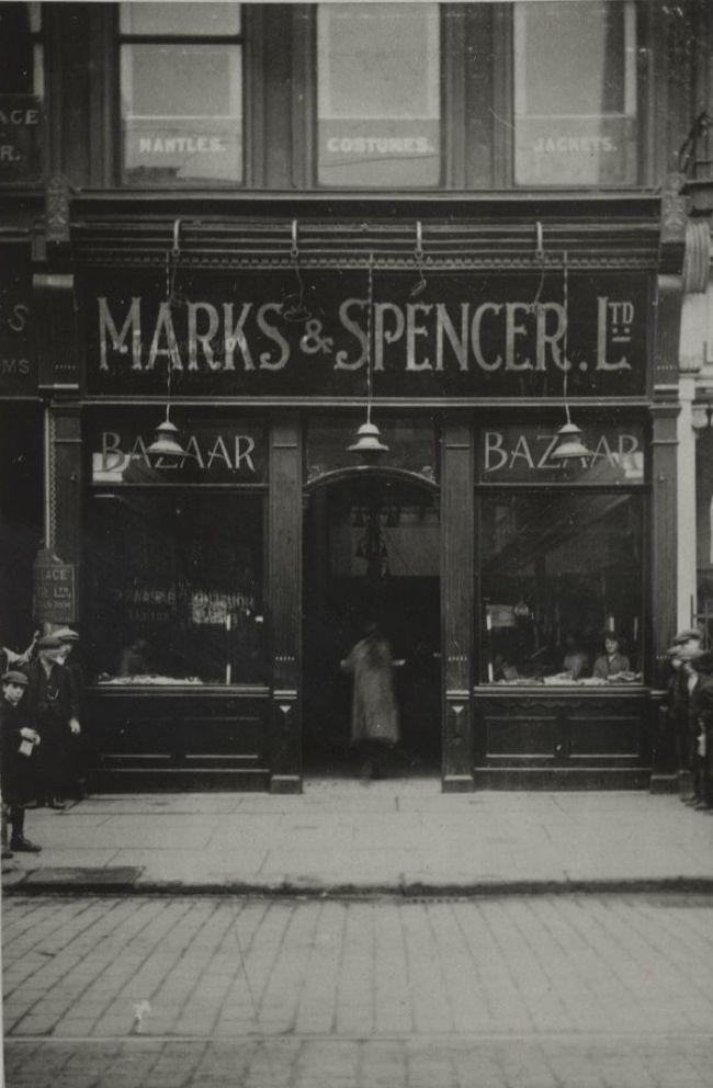M&S Glasgow Argyle Street, 1919