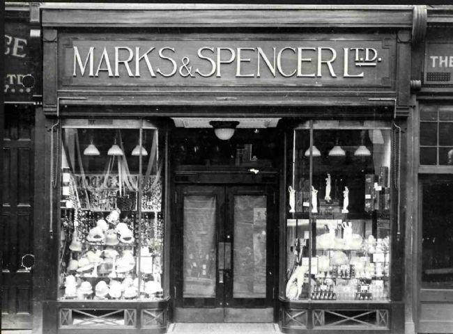 M&S Glasgow, 28 Argyle Street, 1925