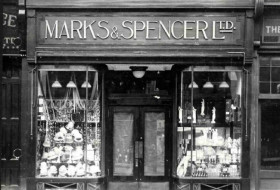 M&S Glasgow Argyle Street 1925