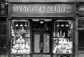 M&S Glasgow Argyle Street 1925