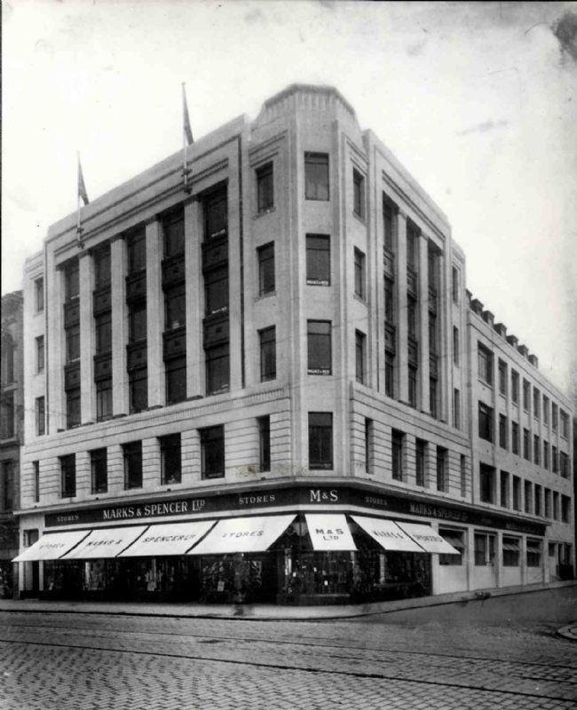 M&S Glasgow, 18-26 Argyle Street, 1930