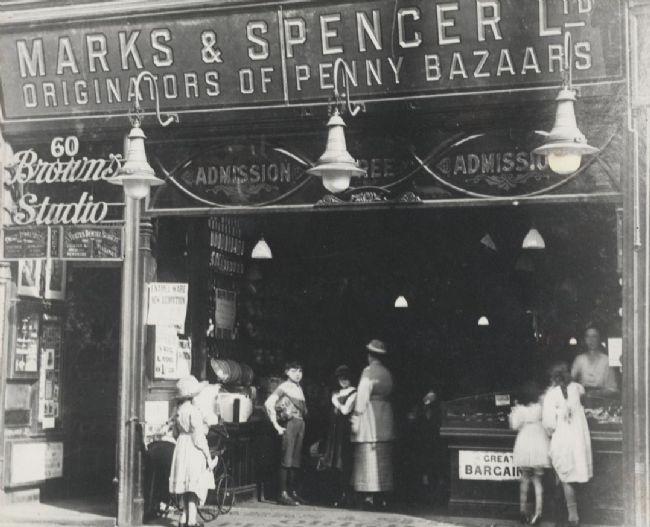 M&S Manchester Oldham Street, 1898