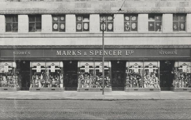 M&S Manchester Market Street, 1931