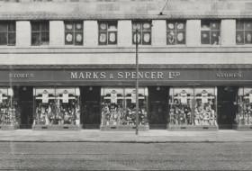 M&S Manchester Market Street 1931