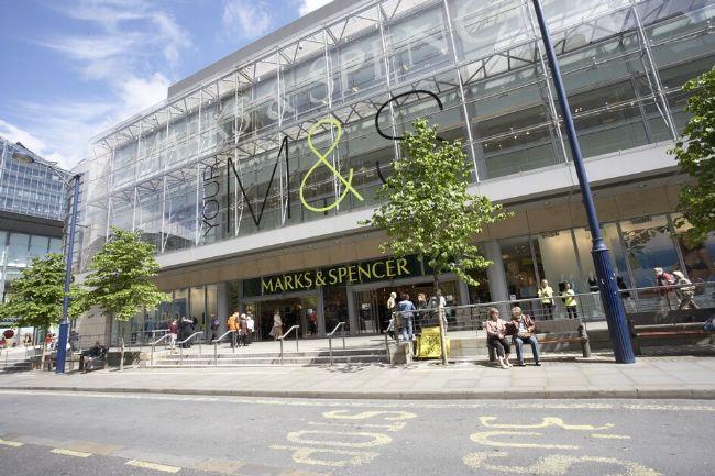M&S Manchester Market Street, 2006