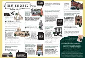 New Briggate Heritage Walking Trail