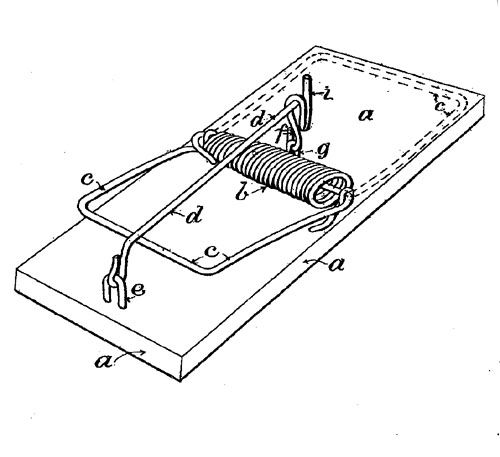 Diagram Of Mouse Trap