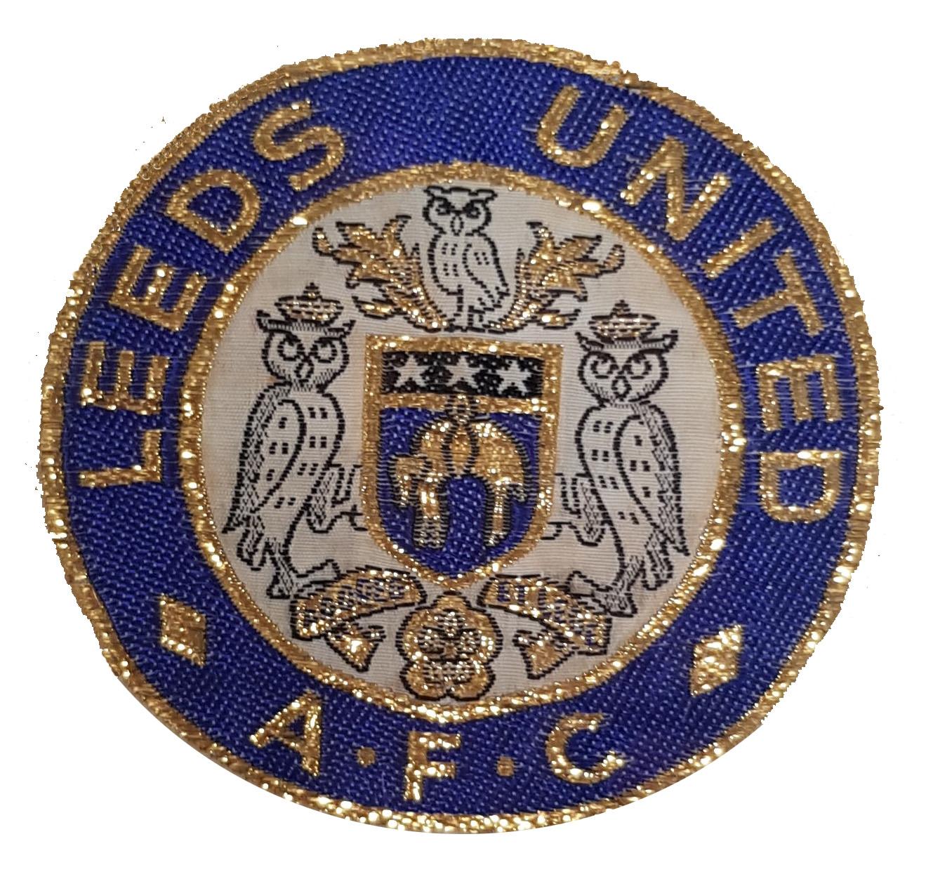 Leeds United Sew-On Badge