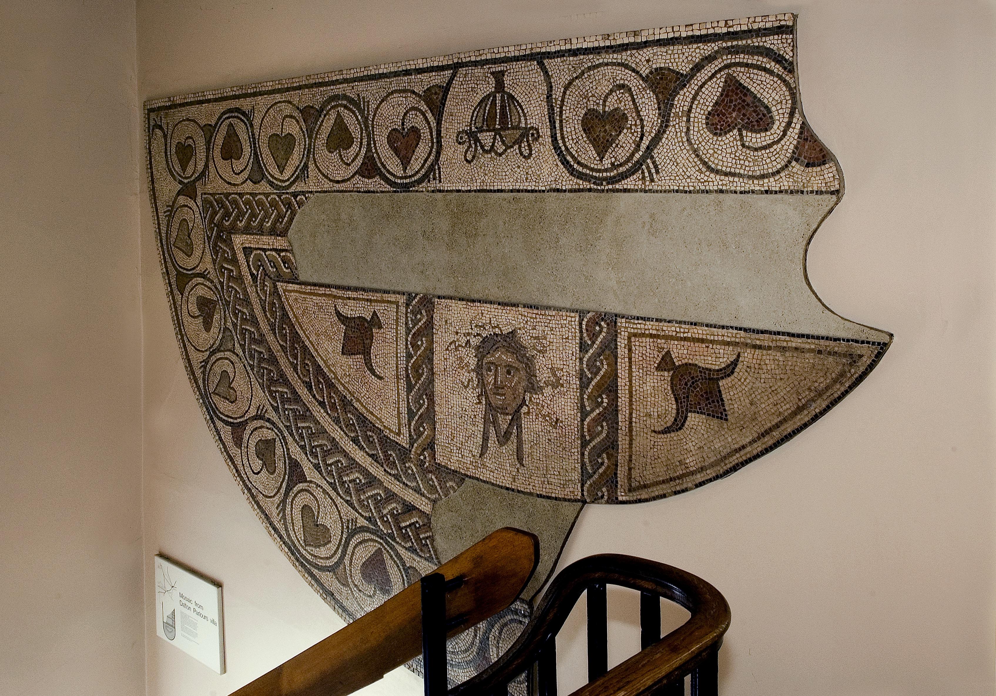 Dalton Parlours mosaic
