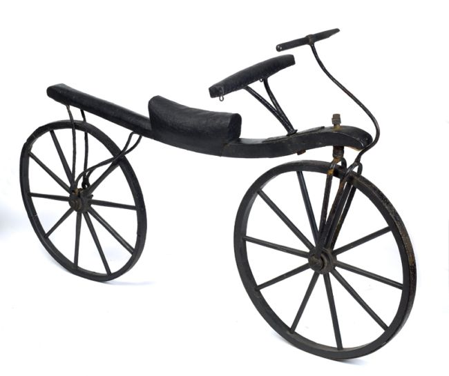Early wooden cycle (Hobby Horse)