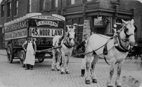victorian transport