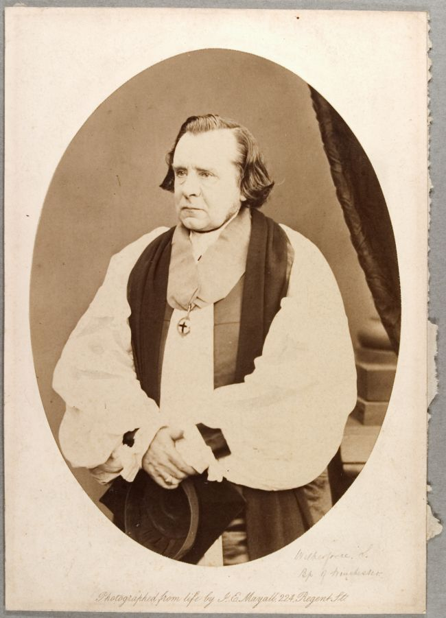 Samuel Wilberforce, William Wilberforce´s son