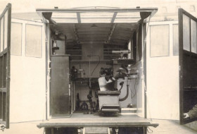 WW1 Mobile Dental Surgery