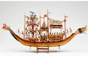 Model Ship of the Dead