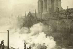 Zeppelin Raids in the Humber During WW1