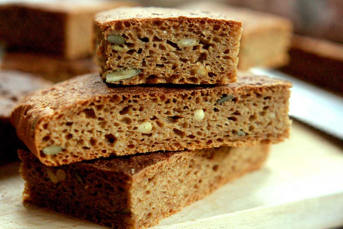 Granny's Spelt Bread