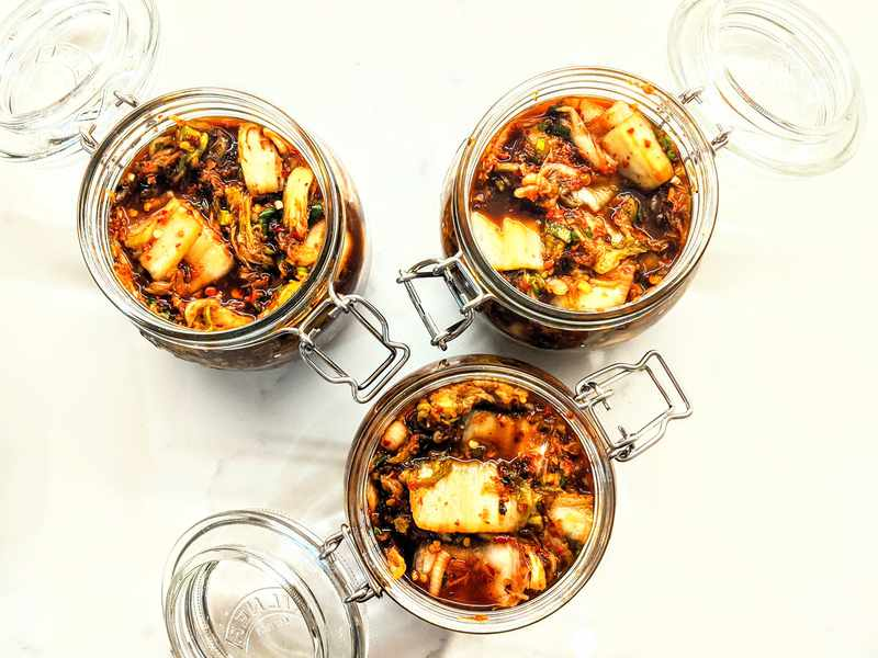 Super Spicy Kimchi