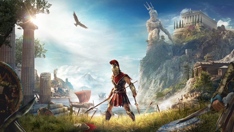 Composers Corner: The Flight on Assassin's Creed Odyssey