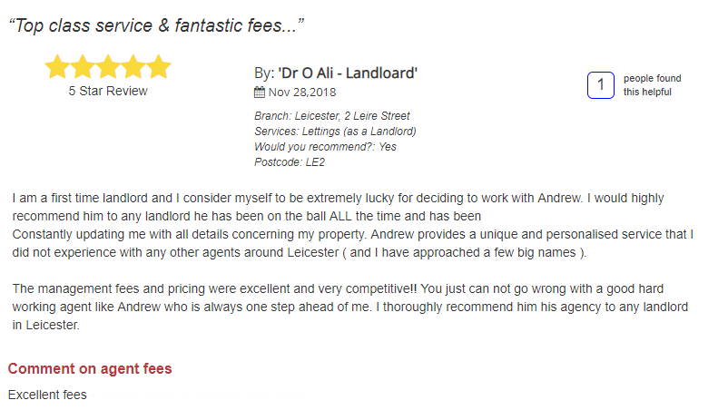 Perfect for First Time Landlords in Leicester looking for letting agency for Leicester lettings & Property Management