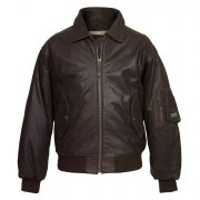 gents-b2-brown-leather-jacket