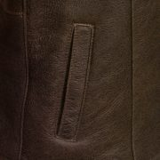 ladies-brown-sheepskin-flying-jacket-gilliant-pocket-detail