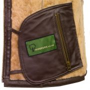 womens-flying-jacket-sheepskin-brown-gillian