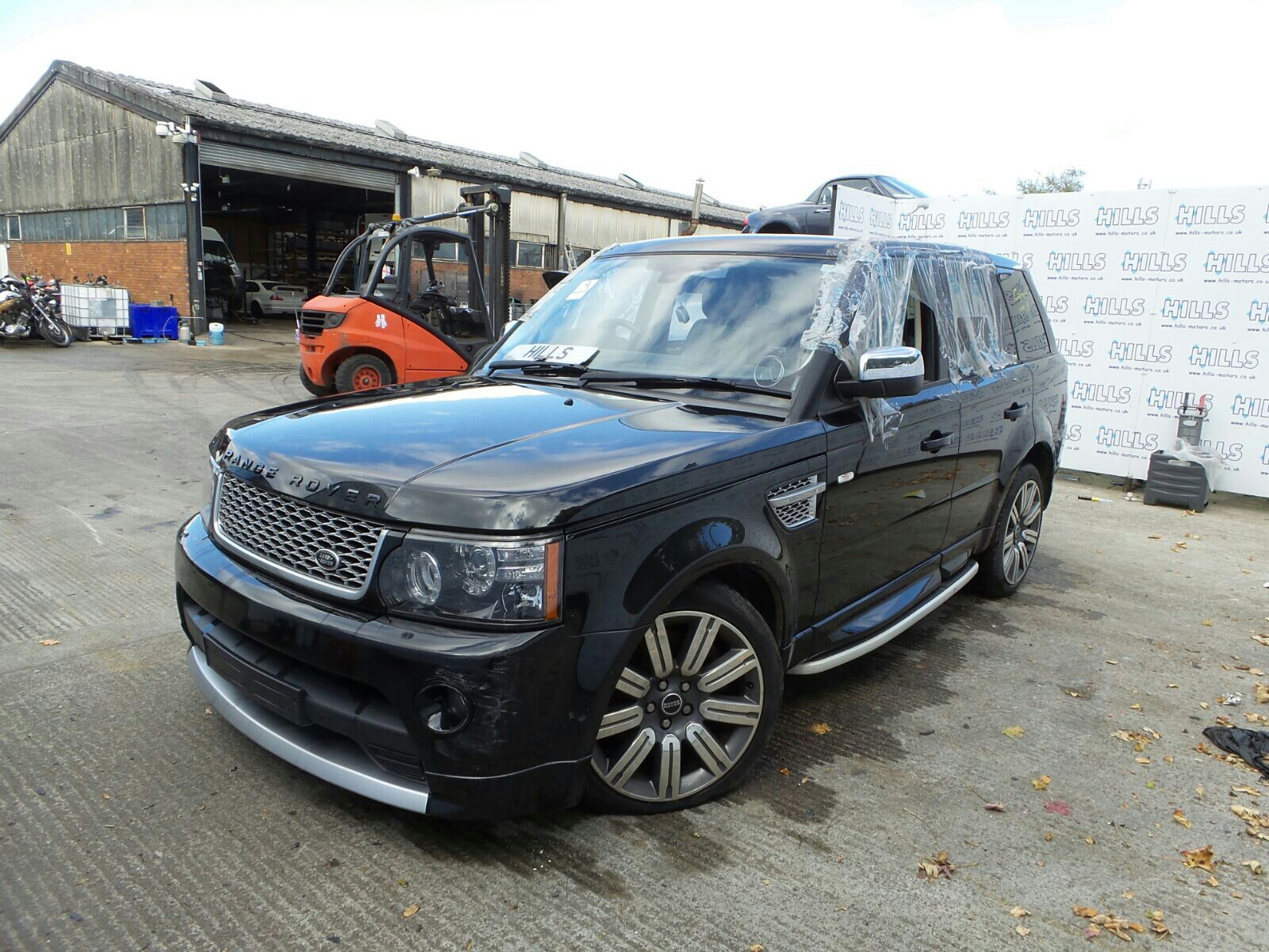 sport salvage rover used hand hills automatic ltd landrover online range diesel second vehicle land details rangeroversport car parts recycling breakers
