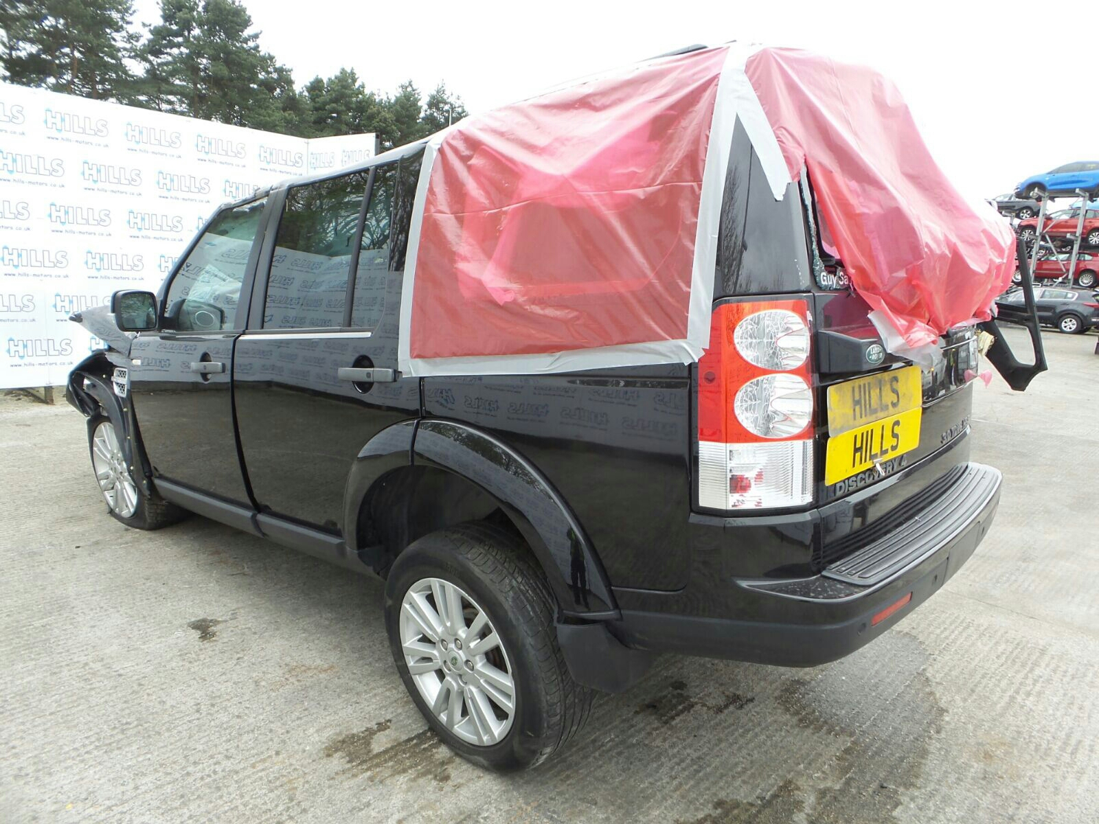 landrover at restoration watch live be with land restored in online july to motors ebay rover range from british parts just silverstone