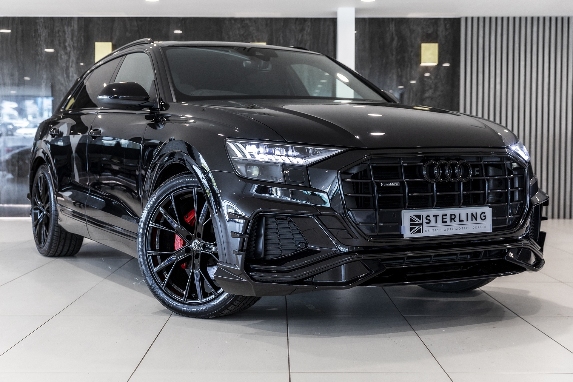 Sterling Audi Q8