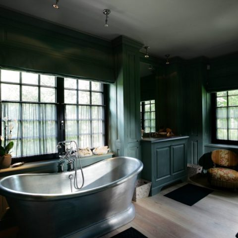 Bathroom in exclusive country house