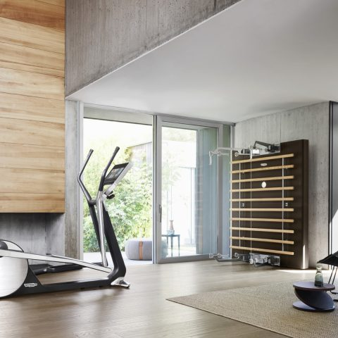 Personal home fitness