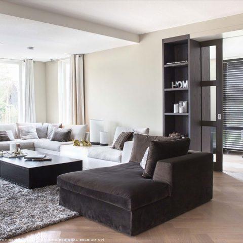 Newly built villa Amstelveen