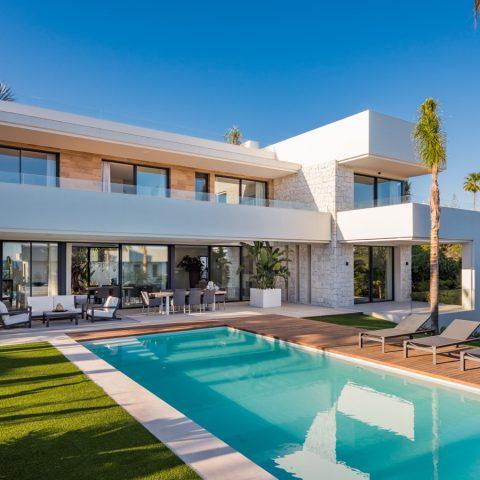 Luxury residential house Marbesa