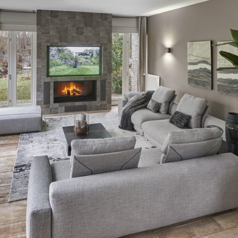 Interior design detached villa