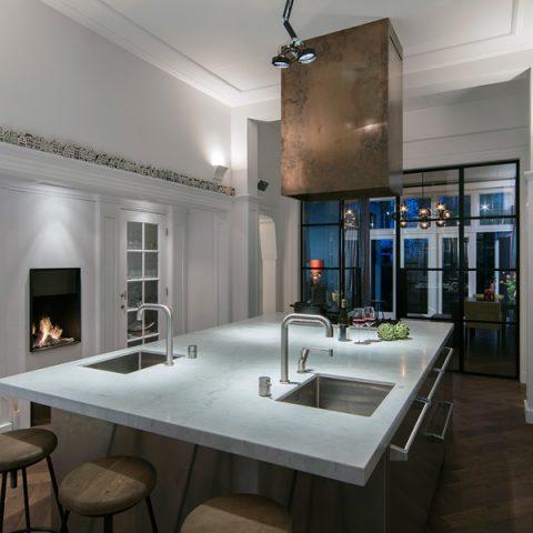 Renovation apartment Amsterdam