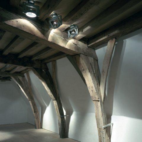 Restoration 16th century house Antwerp