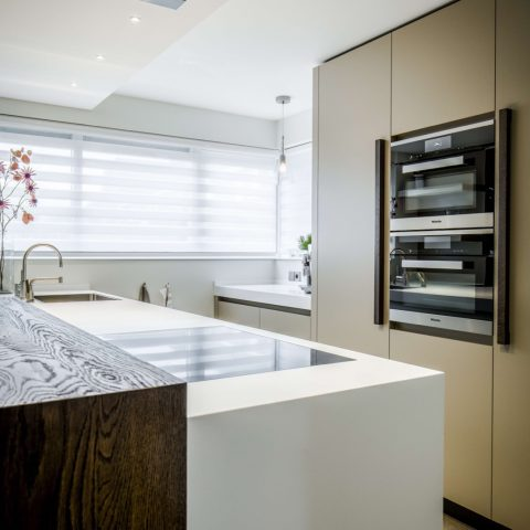 New kitchen in existing house