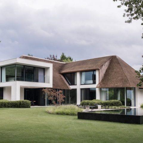 Exclusive villa 's-Gravenwezel